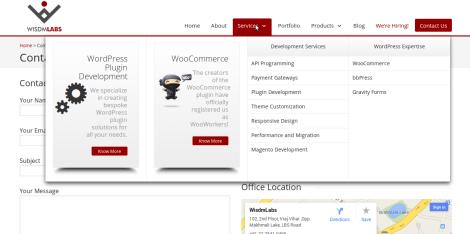 Redesigning WordPress Menus: Custom Walker Class