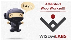 WisdmLabs: Affiliated Woo Worker
