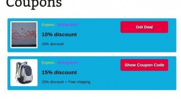 Custom Coupon Code Plugin