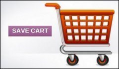 WooCommerce Save Cart Option