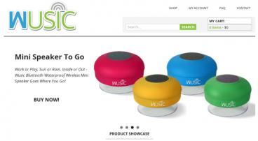 Wusic: WooCommerce Shop Page Customization Image