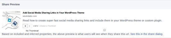 Add Social Media Sharing Links in Your WordPress Theme