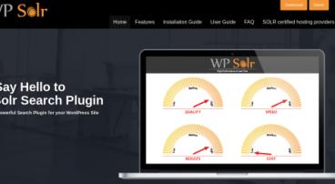 WP_Solr_Plugin_Development