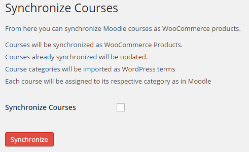 WooCommerce-Option-Sync-Courses