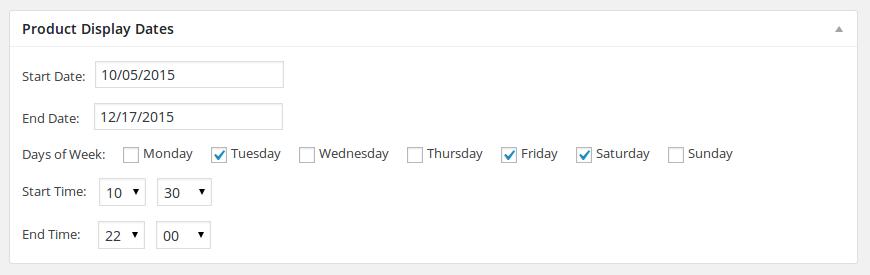 woocommerce-schedule-per-day