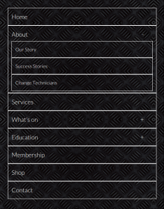 Responsive-Accordion-menu-mobile