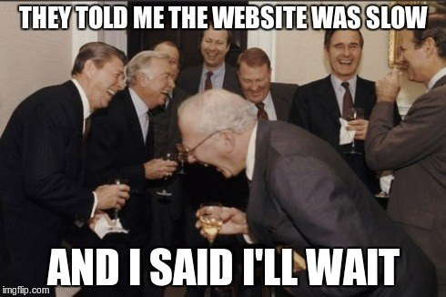 website-slow-meme