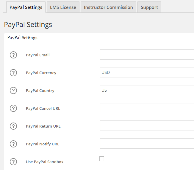 3-eLearning-website-paypal-settings