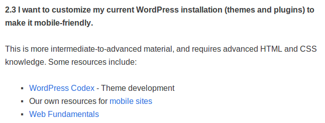make-wordpress-mobile-ready