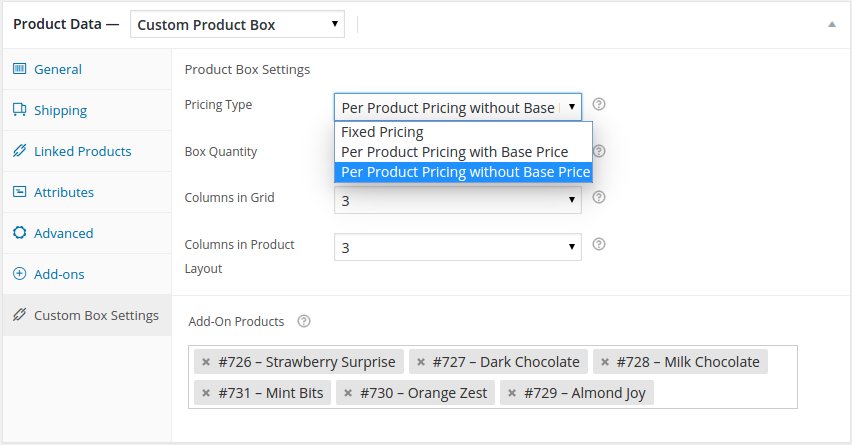 custom-product-boxes-settings