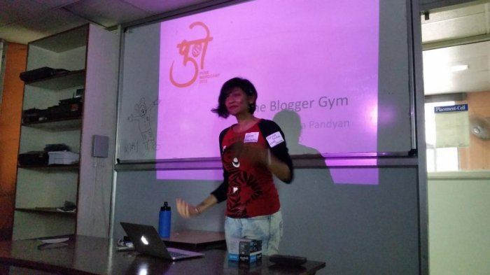wordcamp-pune-2015-blogger-gym