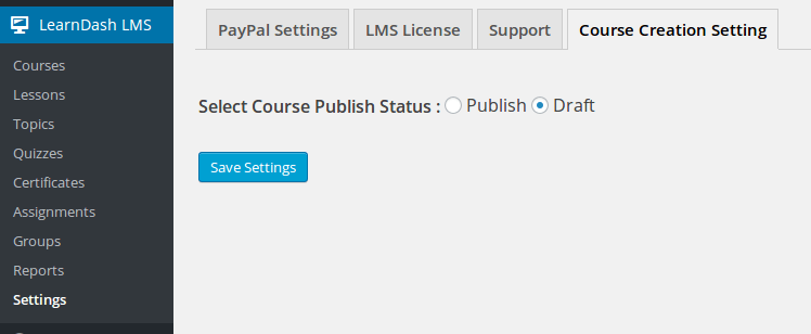 fcc-learndash-course-creation-settings