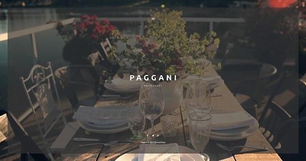 paggani-restaurant-template