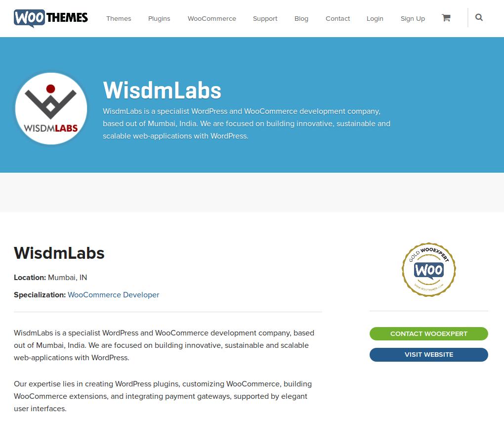 WisdmLabs-Gold-WooExperts