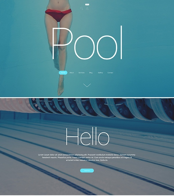 swimming-pool-theme