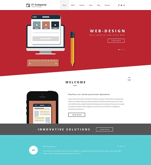 software-wordpress-theme