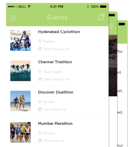 event-espresso-ios-app-screens