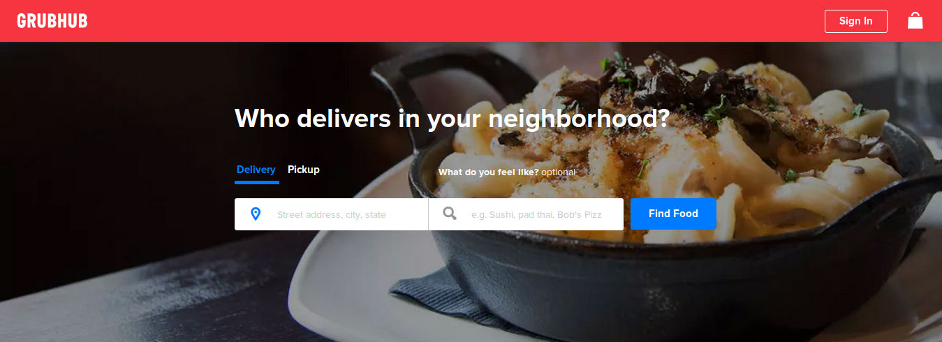 grubhub-search-homepage