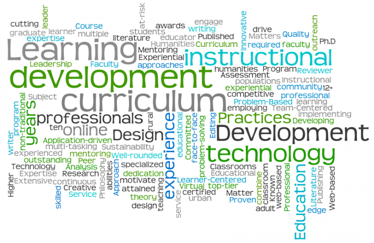 instructional design 4 essay