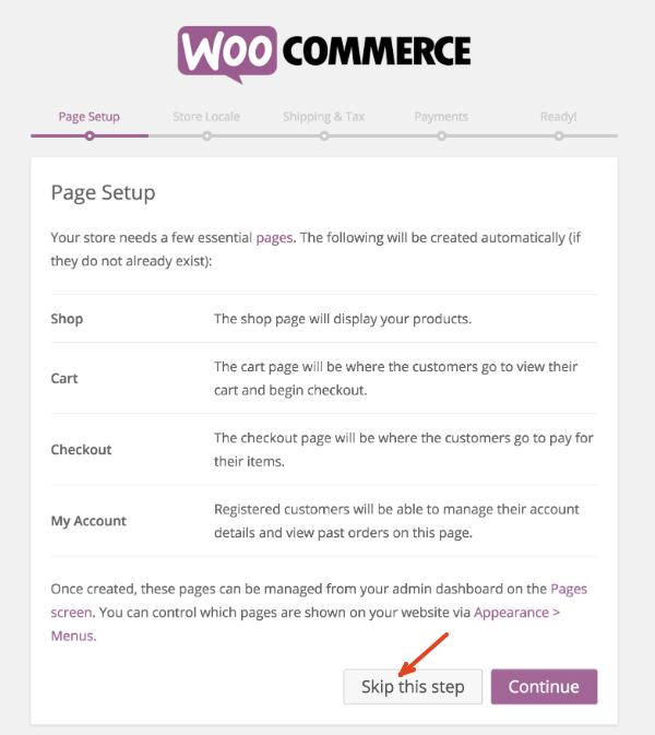 woocommerce-page-setup