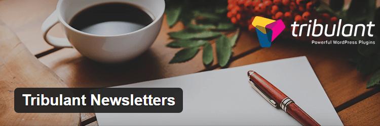 tribulant-newsletters-plugin-wordpress