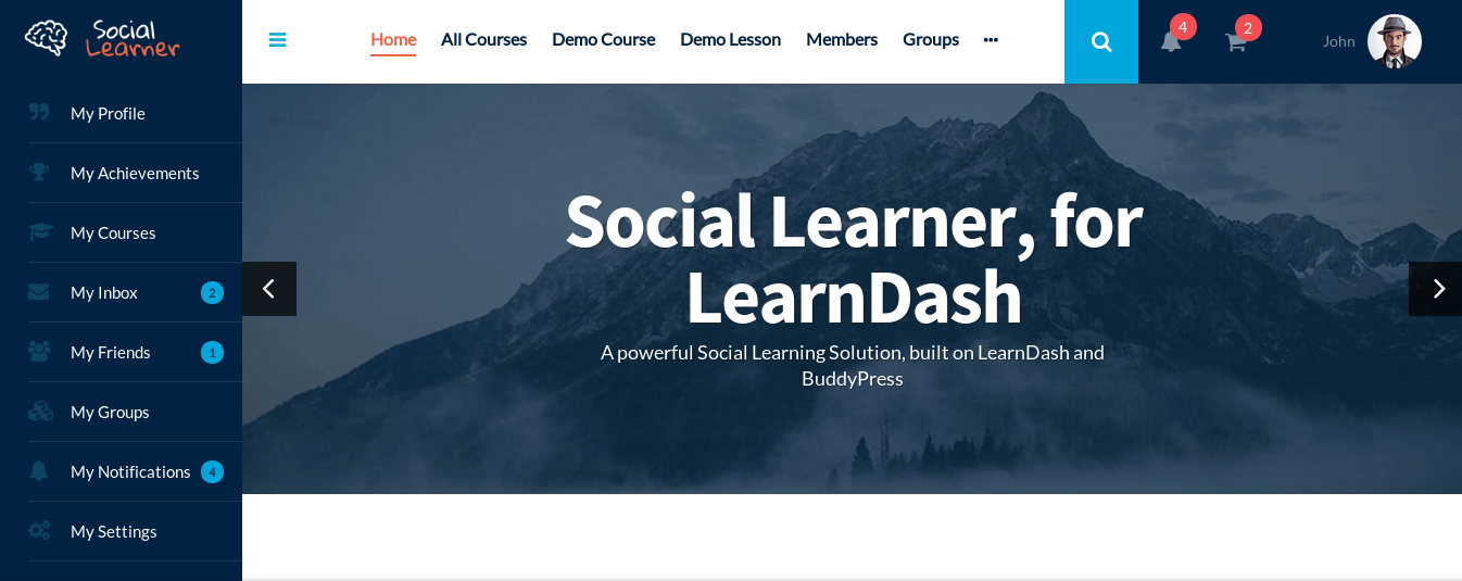 social-learner-learndash-theme