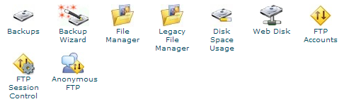 cpanel-ftp-account