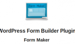 wordpress-form-maker