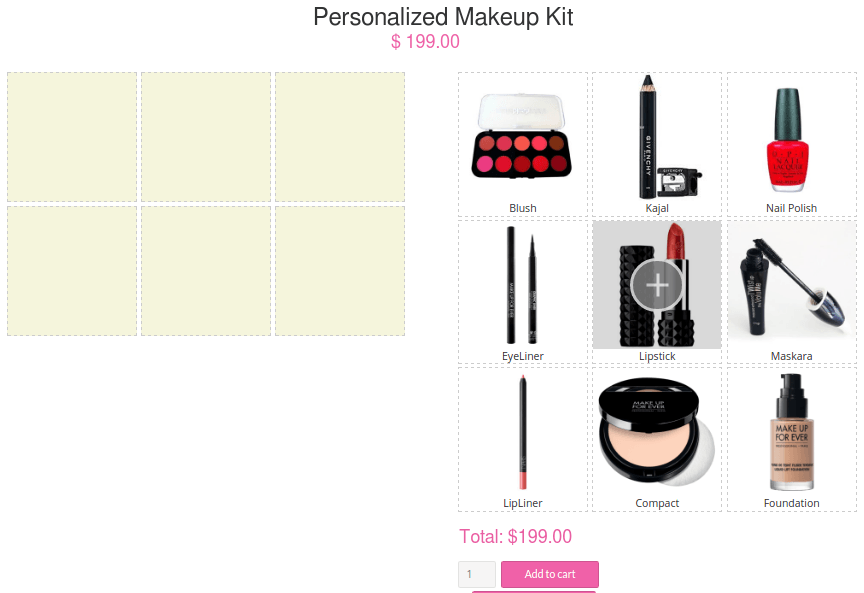 woocommerce-custom-makeup-assortment