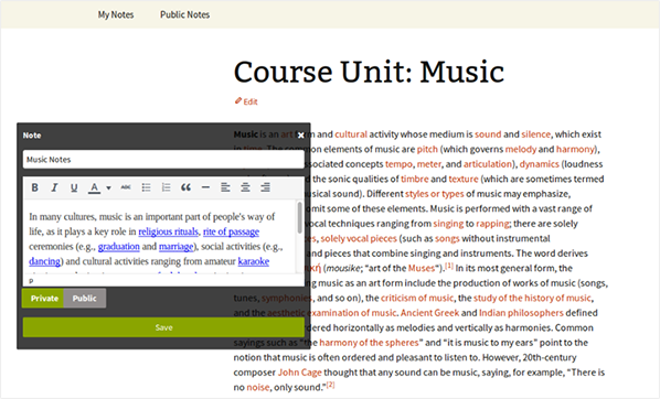 Introducing: Notes For WP Courseware Is HERE!