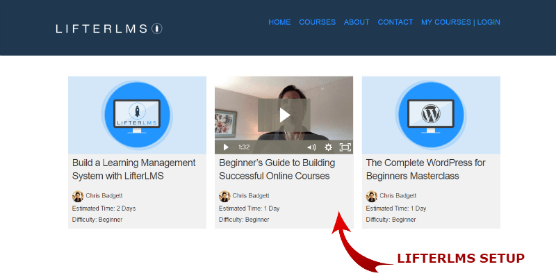 lifterlms-all-courses