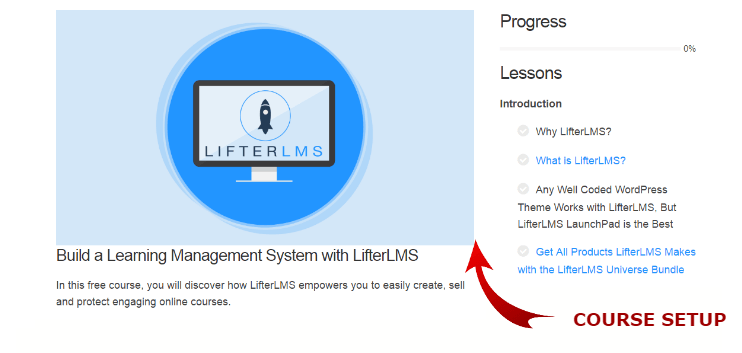 lifterlms-course