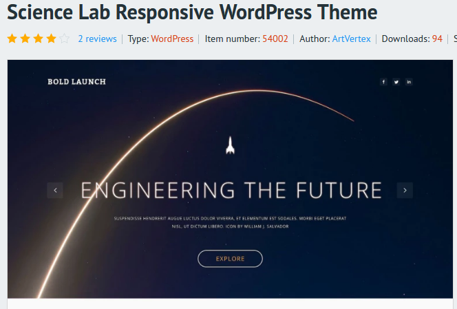 science-lab-theme