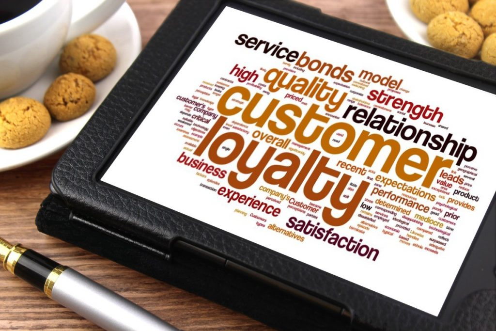 Customer Loyalty and other factors.