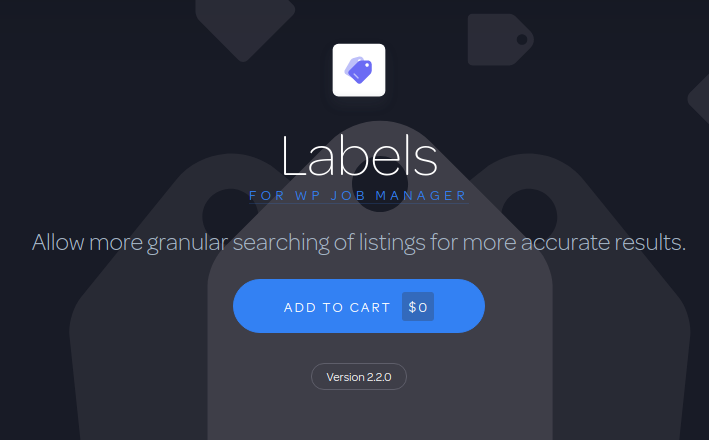 labels-plugin-listify