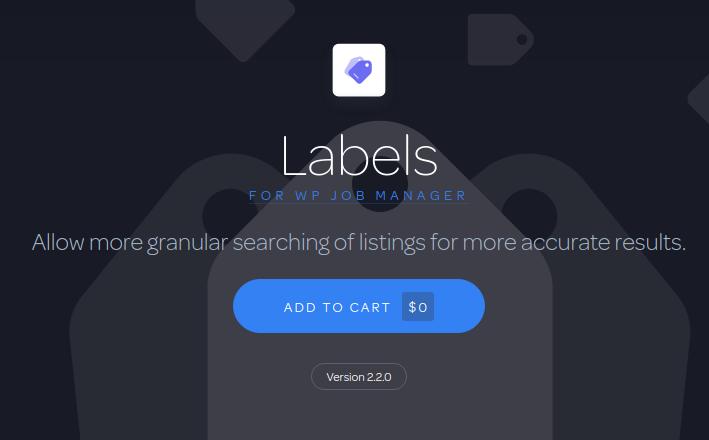 labels-plugin-listify