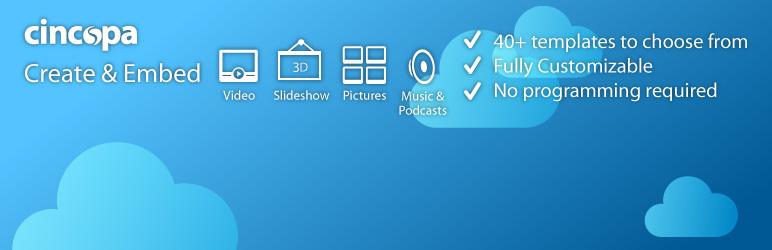 cincopa-podcasting-plugin