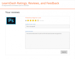 Featured Image for Rating Review and Feedback System