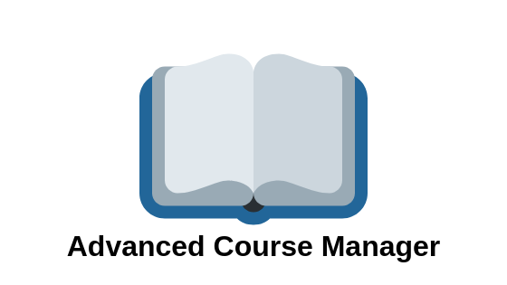 Advanced-Course-Manager