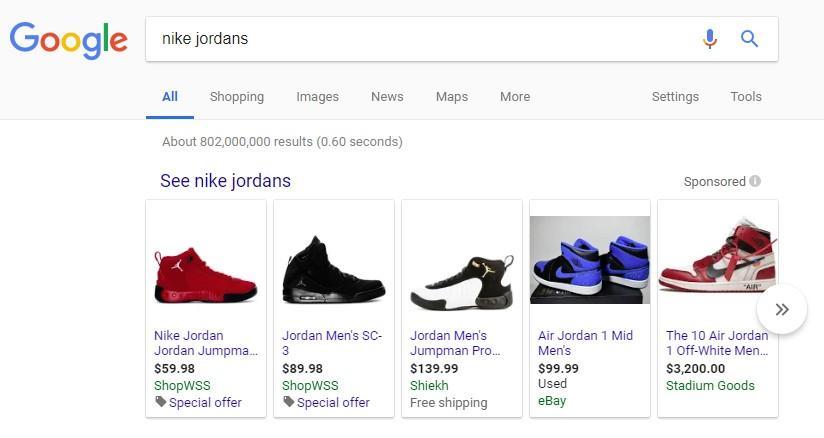 google-shopping-anmeldelser-søgning