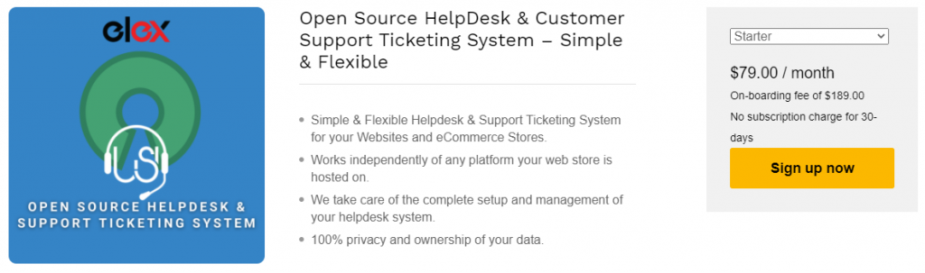 Open Source HelpDesk & Customer Support Ticketing System – Simple & Flexible